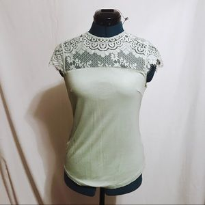New H&M Blouse size small